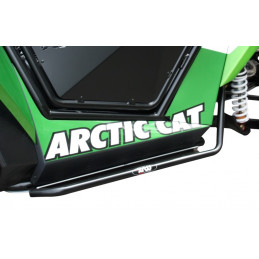 protection laterale chassis, nerf bar XRW arctic cat wild cat wildcat
