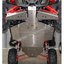Kit protection integrale ssv Polaris ranger RZR 900 XP
