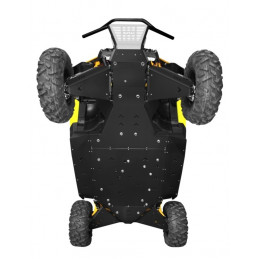 Kit protection integrale PHD ssv can am commander 1000