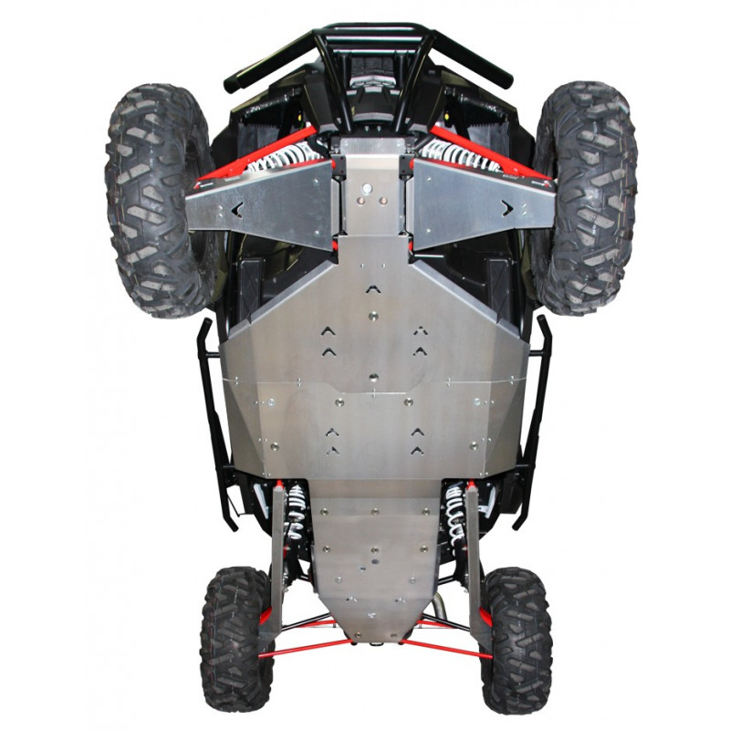 Kit protection integrale alu ssv Polaris rzr 1000 xp
