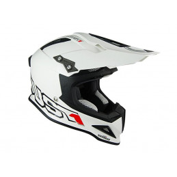 Casque Just1 J12 Solid Blanc