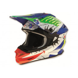 Casque Off-Road Ufo Interceptor Ii Joker