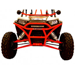 Polaris RZR XP 1000 & Turbo 14-17 Bumper avant rouge