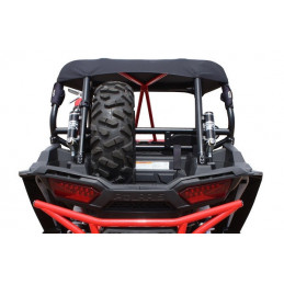 polaris RZR XP 1000 & Turbo 14-17 support roue de secours noir