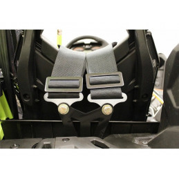 Can-Am maverick x ds & turbo 15-17 attache harnais noir