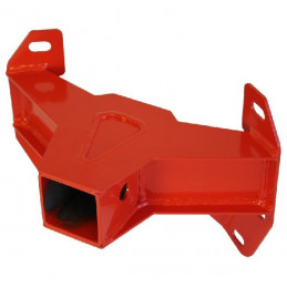Support attelage rouge  Can-Am Maverick non-turbo 2013-17